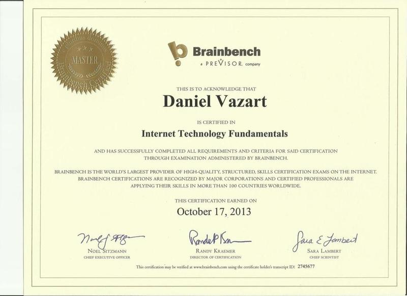 Internet technology fundamentals