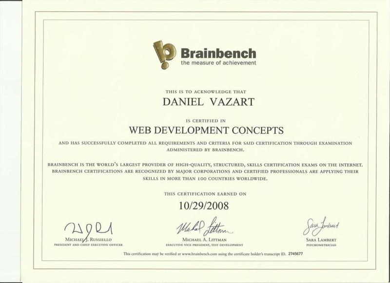 Web Development Concepts